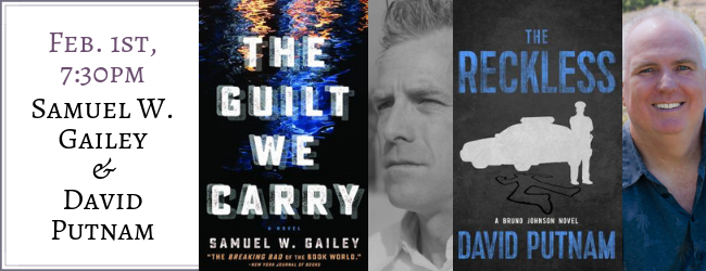 Samuel W. Gailey & David Putnam