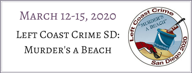 Left Coast Crime 2020